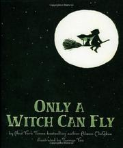 Cover art for ONLY A WITCH CAN FLY