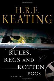 Book Cover for RULES, REGS, AND ROTTEN EGGS