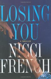 Book Cover for LOSING YOU
