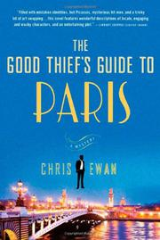 Book Cover for THE GOOD THIEF'S GUIDE TO PARIS