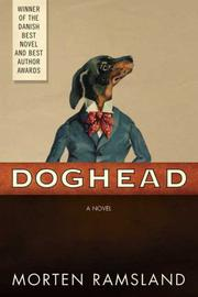 Cover art for DOGHEAD