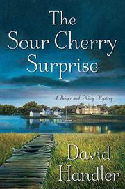 Cover art for THE SOUR CHERRY SURPRISE