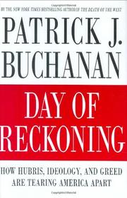 DAY OF RECKONING by Patrick J. Buchanan