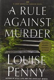 Book Cover for A RULE AGAINST MURDER