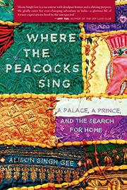 Cover art for WHERE THE PEACOCKS SING