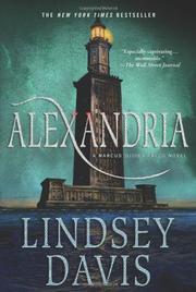 ALEXANDRIA by Lindsey Davis