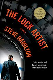 Book Cover for THE LOCK ARTIST