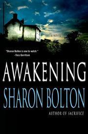 AWAKENING by S.J. Bolton