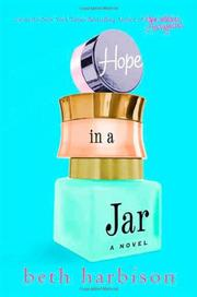 Cover art for HOPE IN A JAR
