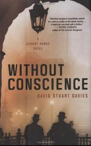 WITHOUT CONSCIENCE by David Stuart Davies