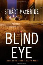 BLIND EYE by Stuart MacBride