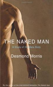 THE NAKED MAN by Desmond Morris
