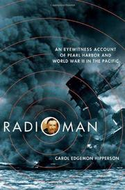 RADIOMAN by Carol Edgemon Hipperson