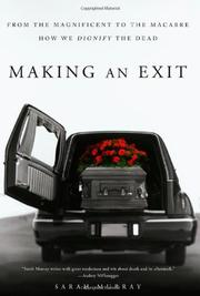 MAKING AN EXIT by Sarah Murray
