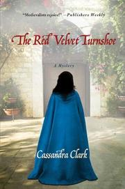 THE RED VELVET TURNSHOE by Cassandra Clark