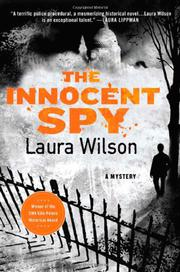 THE INNOCENT SPY by Laura Wilson