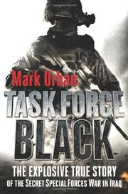 TASK FORCE BLACK by Mark Urban