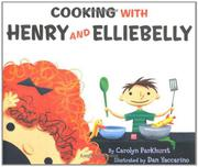 Cover art for COOKING WITH HENRY AND ELLIEBELLY