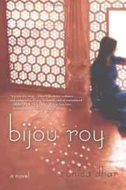 BIJOU ROY by Ronica Dhar