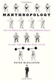 MANTHROPOLOGY by Peter McAllister
