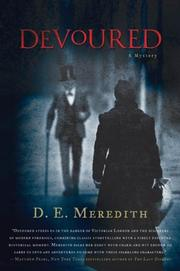 DEVOURED by D. E. Meredith