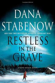 Cover art for RESTLESS IN THE GRAVE