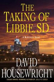 Book Cover for THE TAKING OF LIBBIE, SD