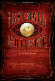 Cover art for THE EYEBALL COLLECTOR