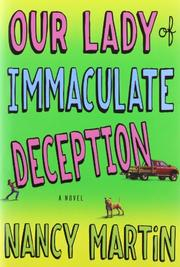 Cover art for OUR LADY OF IMMACULATE DECEPTION