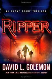 RIPPER by David Golemon