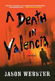 Book Cover for A DEATH IN VALENCIA