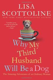 Book Cover for WHY MY THIRD HUSBAND WILL BE A DOG