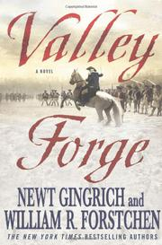 Cover art for VALLEY FORGE