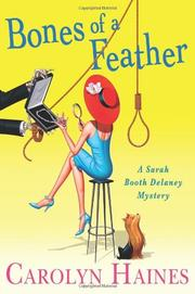 BONES OF A FEATHER by Carolyn Haines