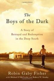 THE BOYS OF THE DARK by Robin Gaby Fisher