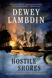 HOSTILE SHORES by Dewey Lambdin