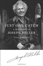 JUST ONE CATCH by Tracy Daugherty