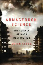 ARMAGEDDON SCIENCE by Brian Clegg