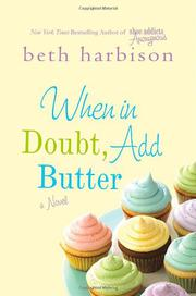 Book Cover for WHEN IN DOUBT, ADD BUTTER