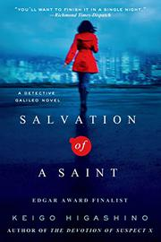 Book Cover for SALVATION OF A SAINT