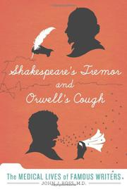 Cover art for SHAKESPEARE'S TREMOR AND ORWELL'S COUGH
