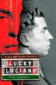 LUCKY LUCIANO by Tim Newark