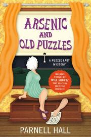 Cover art for ARSENIC AND OLD PUZZLES