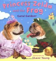 PRINCESS ZELDA AND THE FROG by Carol Gardner
