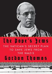 THE POPE'S JEWS by Gordon Thomas