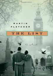 THE LIST by Martin Fletcher