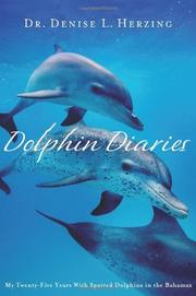 DOLPHIN DIARIES by Denise L. Herzing