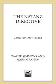 Cover art for THE NATANZ DIRECTIVE