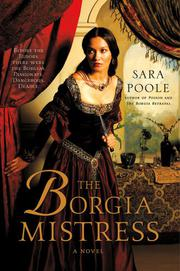 Cover art for THE BORGIA MISTRESS