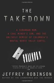 THE TAKEDOWN by Jeffrey Robinson